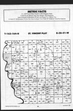 Map Image 032, Kittson County 1989